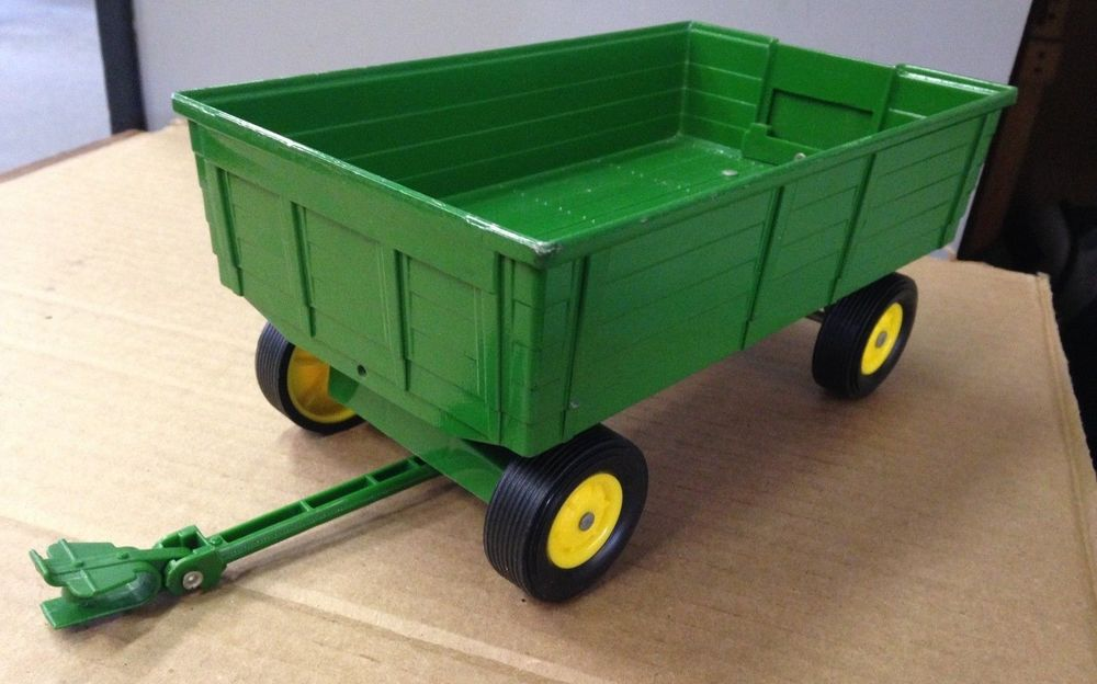 ERTL Barge Wagon 0828 Flare Box Wagon - John Deere? - Used | eBay