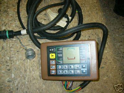 John Deere Baler Monitor Parts | Car Interior Design