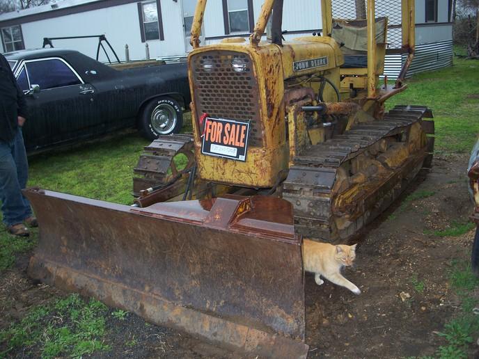 pics of 1010 dozer - Yesterday's Tractors