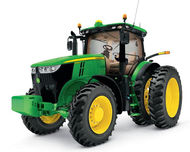 John Deere 7270R - farmmodeldatabase.com