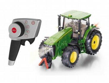 rc 1 32 john deere 8345r tractor diecast model manufacturer siku model ...