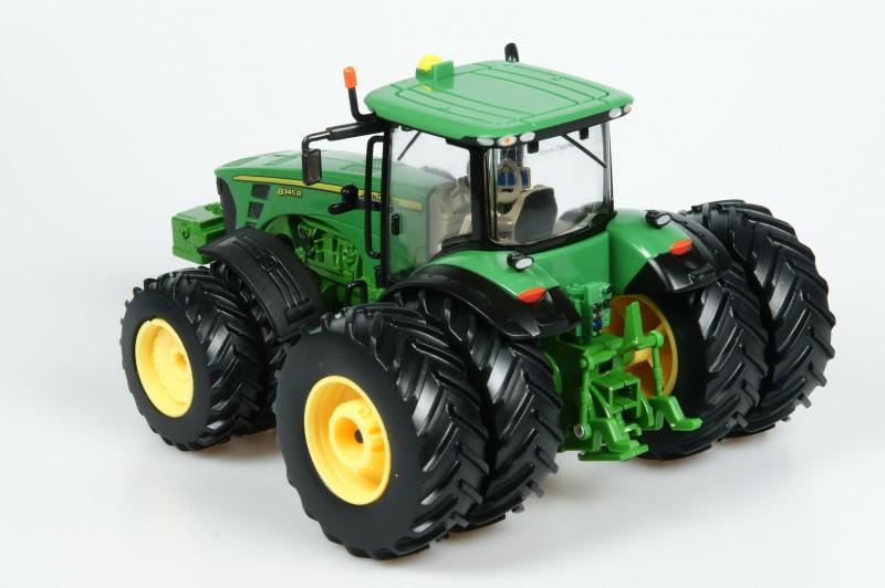 John Deere 8345R Dual Wheels - farmmodeldatabase.com