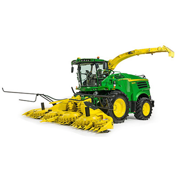 John Deere 1:32 scale 8600 Self Propelled Forage Harvester with Heads ...
