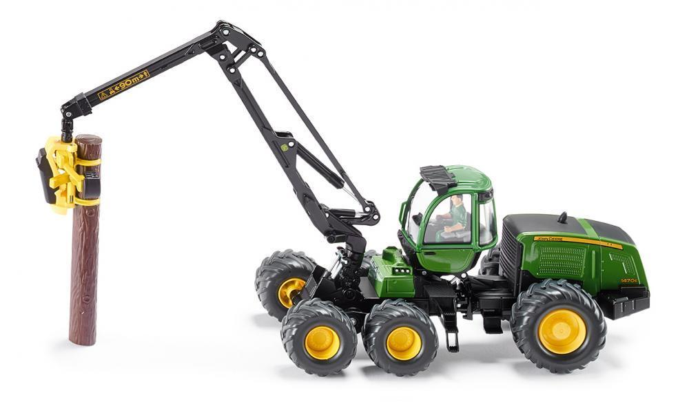 Home Products Forestry Siku - John Deere Harvester - 1:32 Scale