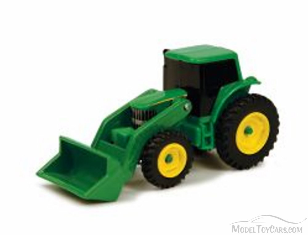 John Deere 6000 Series Tractor with Loader, Green - ERTL Collect 'n ...