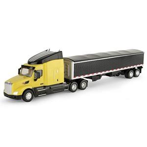 John Deere 1:32 scale Big Farm Peterbilt Model 579 Semi Truck with ...