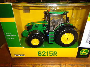 NEW-John-Deere-6215R-Tractor-Prestige-Collection-1-32-Scale-Ages-14 ...