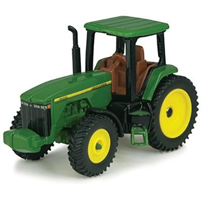 ERTL 1/64 Collect N Play John Deere Modern Tractor | WeGotGreen.com