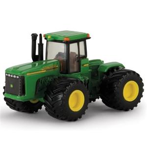 ERTL 1/64 Collect N Play John Deere 4WD Tractor | WeGotGreen.com