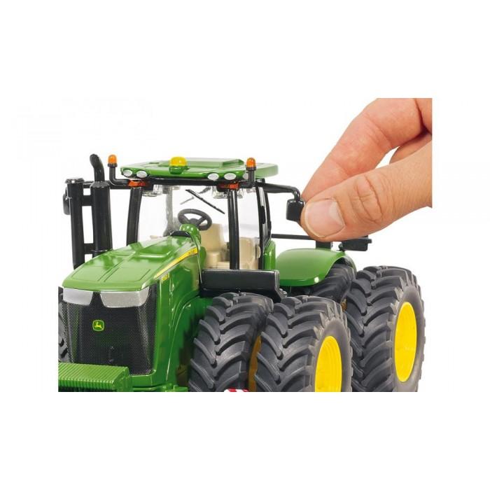 Siku 3276 - John Deere 9560R Dual Wheeled Tractor - Scale 1:32