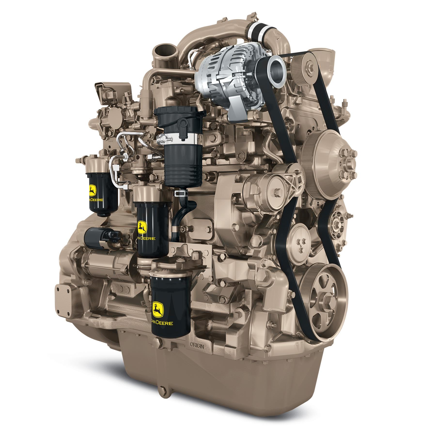 john deere generator drive engines
