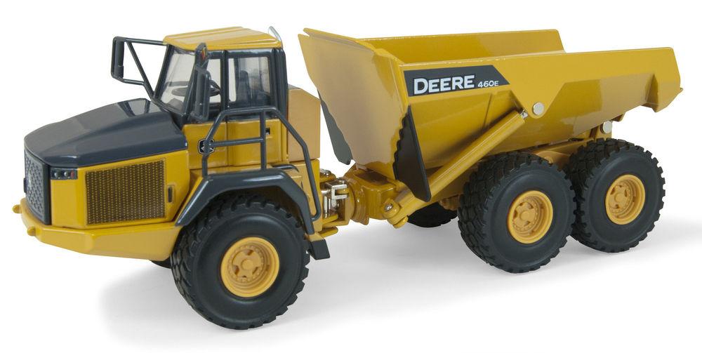 50th High Detail John Deere 460E ADT Articulated Dump Truck | eBay