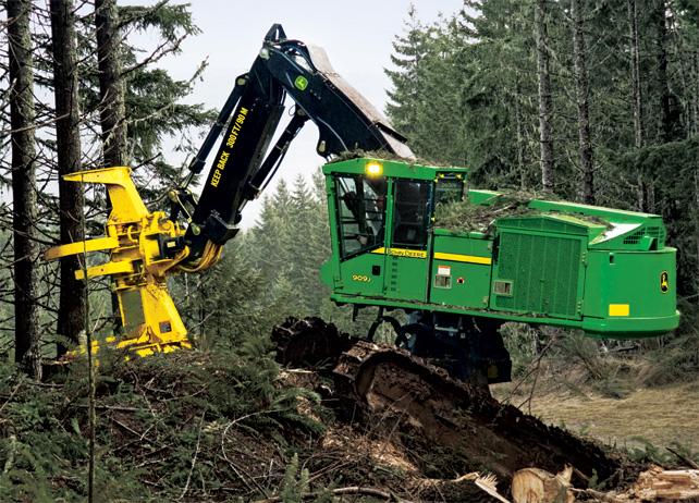 John Deere Forestry | Departments: Departments - www mygreen farm