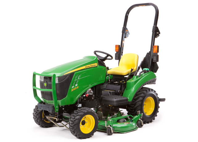john deere sub-compact tractor loaders