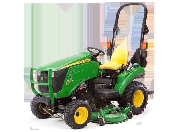 john deere sub-compact tractor loaders