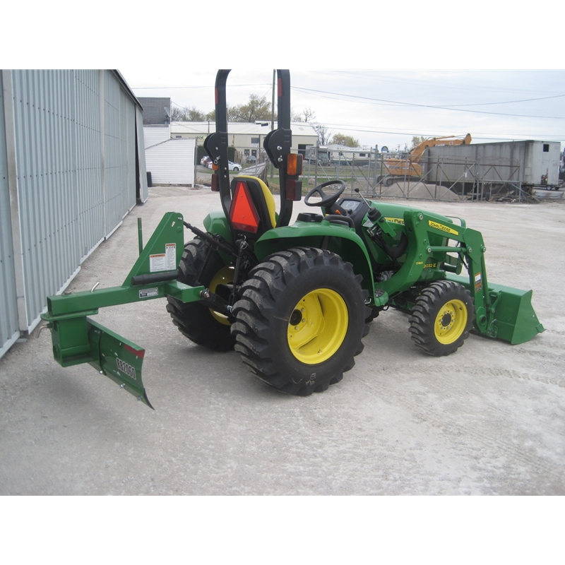 john deere compact utility tractor loaders