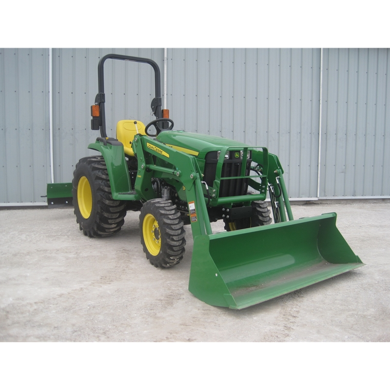compact utility tractor loader home john deere compact utility ...