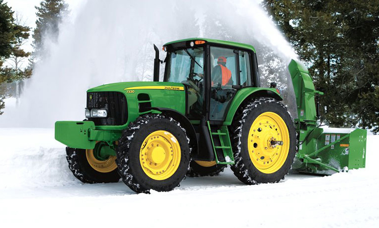 John Deere Snow Removal Equipment: 8 Attachments to Add to Your ...