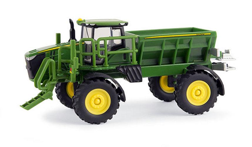 64 Scale John Deere R4038 Dry Box Spreader by Ertl 45497 LP53308 ...