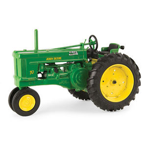 Details about NEW John Deere Model 70 Tractor, Collector Edition, 14 ...