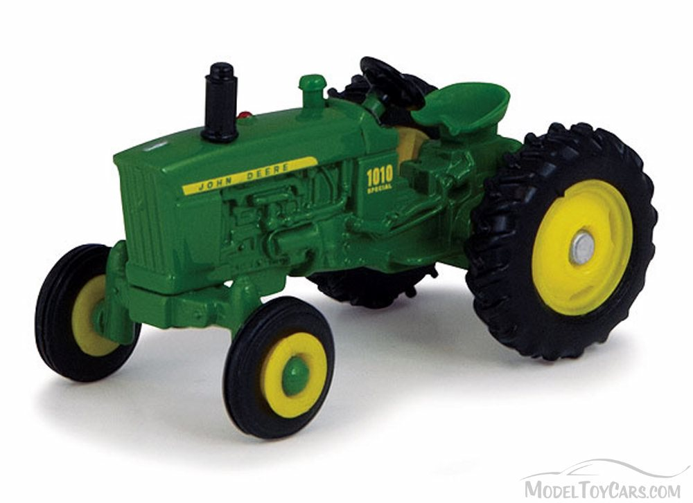 John Deere 1010 Utility Vintage Tractor, Green - ERTL Collect 'n Play ...