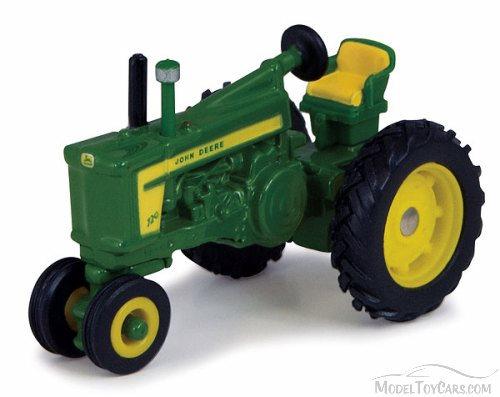 John Deere Vintage Tractor, Green - ERTL Collect 'n Play 46257 - 1/64 ...