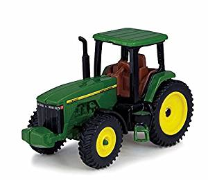 .com: John Deere 8300 Tractor, Green - ERTL Collect 'n Play 46231 - 1 ...