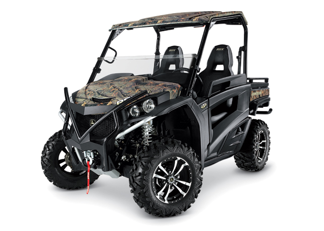 john deere high-performance utility vehicles