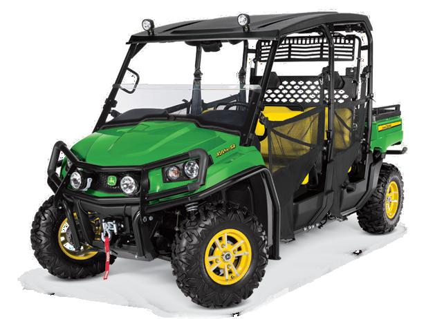 john deere crossover utility vehicles