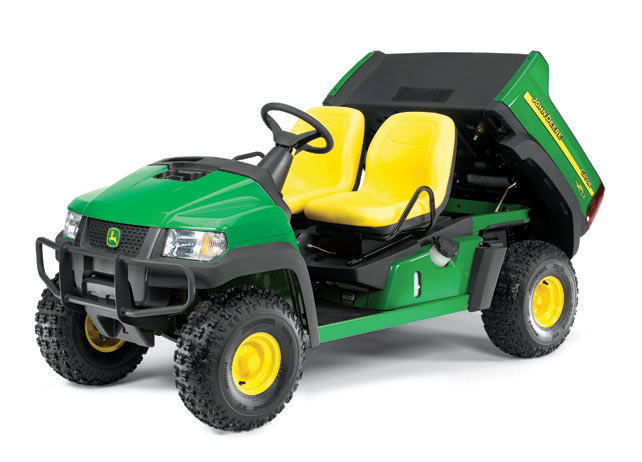 John Deere Property Care Attachment Packages Gator Utility Vehicle ...