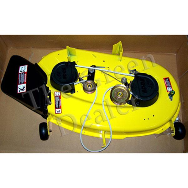 ... Deere Parts 10 > John Deere Complete Replacement 42-inch Mower Deck