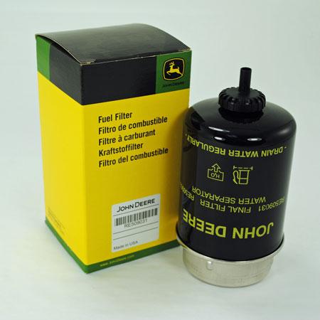 John Deere Fuel Filter Element - RE509031