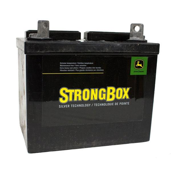 John Deere Dry Charge Battery - 12 Volt - BCI U1 - CCA 300 ...
