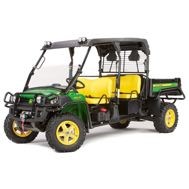 ... Gator Utility Vehicles Crossover Utility Gators John Deere XUV 855D S4