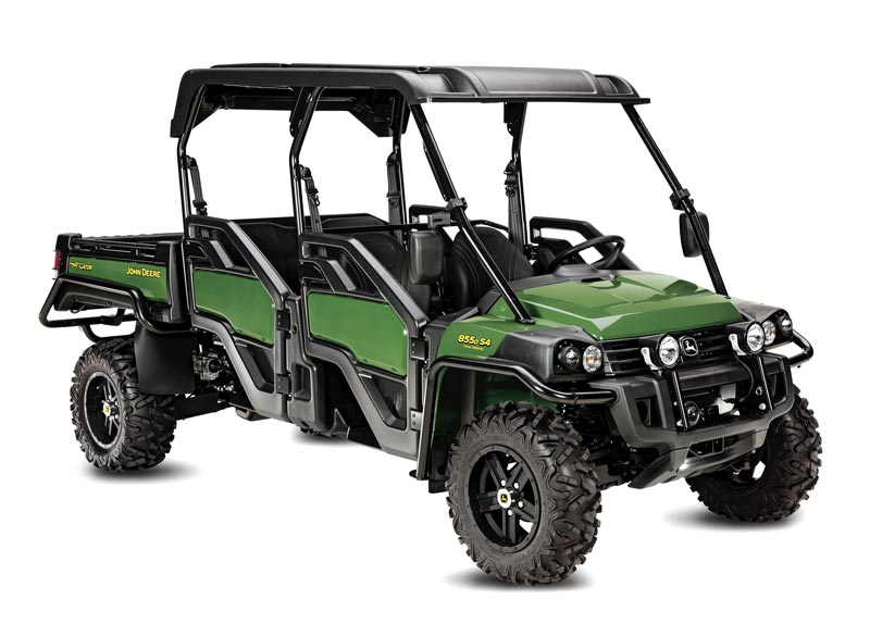 John Deere Gator XUV 855D S4 | 4x4 Gator Utility Vehicles